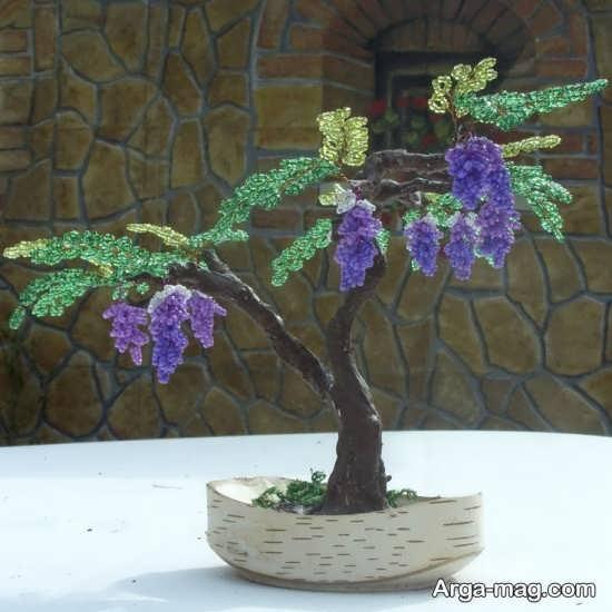 درختچه تزئینی با ساختی منحصر به فرد