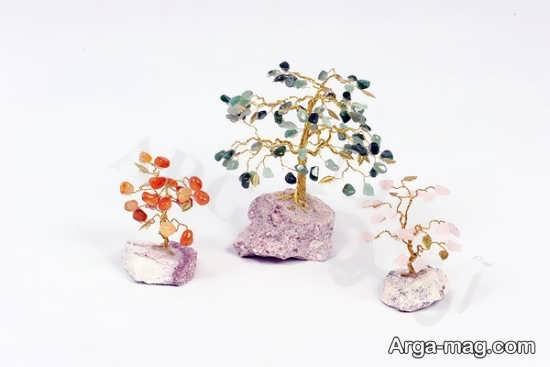 قشنگ ترین ساخت درختچه های تزئینی