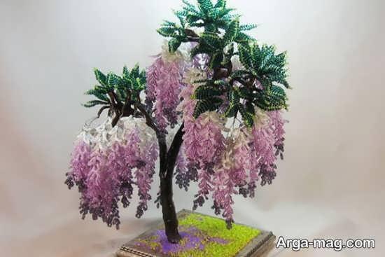 ساخت درختچه های فانتزی