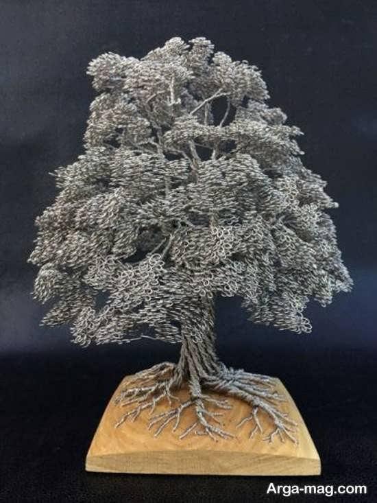 ساختن درختچه تزئینی در طرح های شیک
