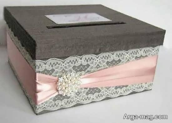 ساخت انواع کاردستی زیبا با جعبه کفش