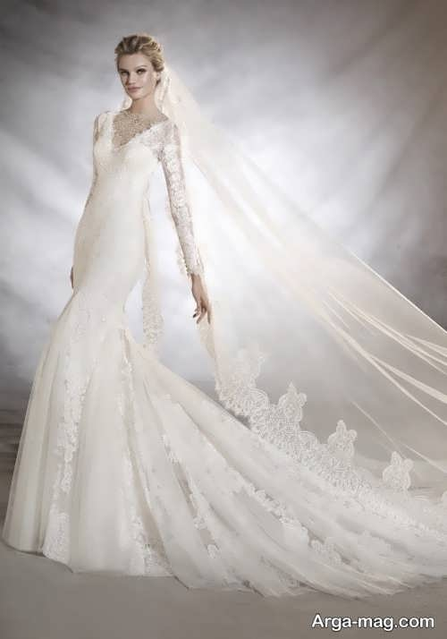 لباس عروس ماکسی