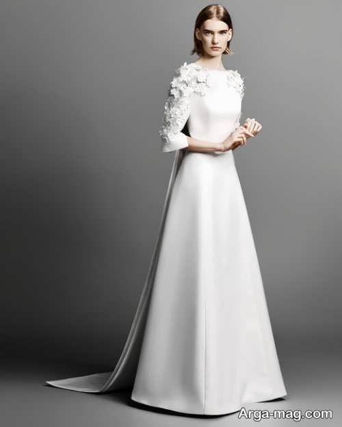 پارچه دانتل لباس عروس مدل لباس عروس ماکسی جدید و شیک برای استایل و اندام های ...