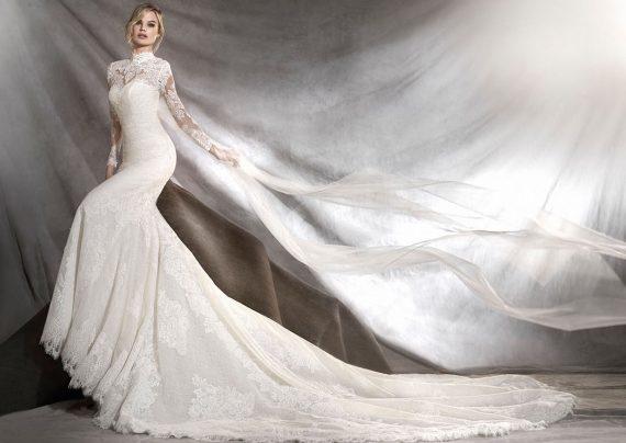 مدل لباس عروس ماکسی