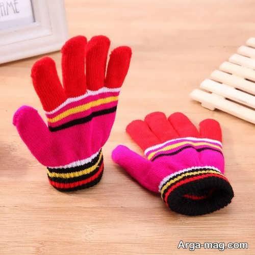 مدل دستکش فانتزی بچه گانه