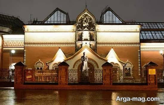 مکانهای گردشگری مسکو
