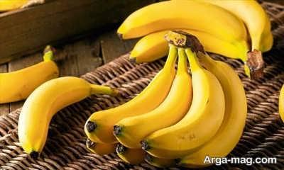 میوه موز برای درمان بی خوابی