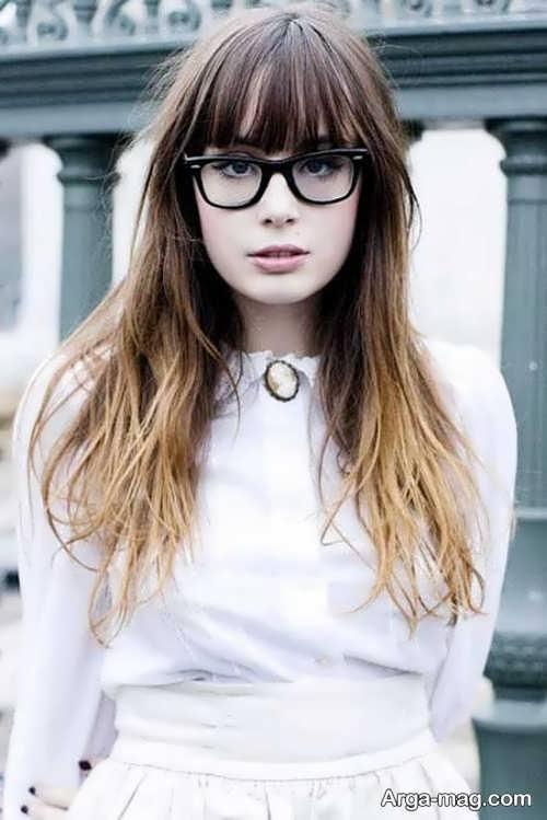مدل موی دخترانه چتری