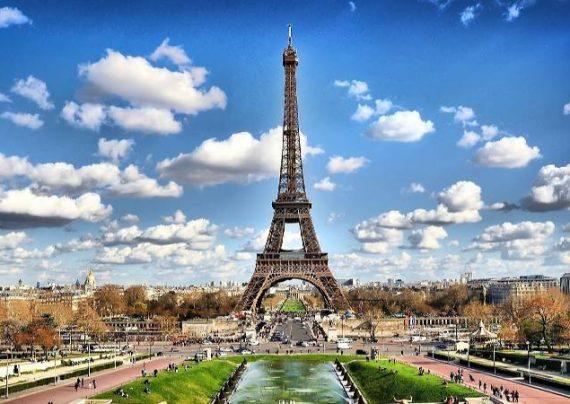 مکان های دیدنی پاریس برای توریست