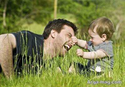 رابطه پدر با پسر