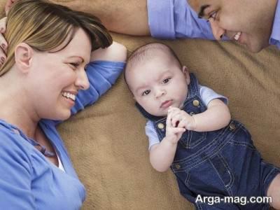 رابطه پدر با فرزند