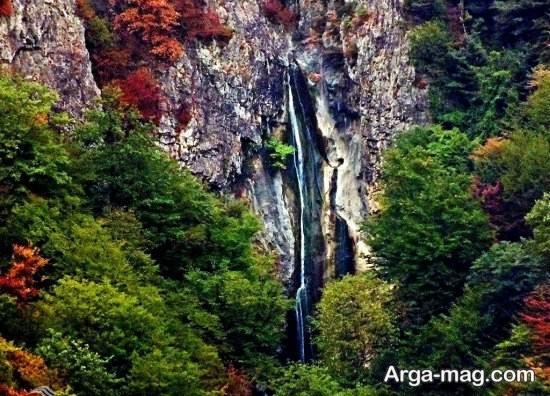 آبشار جالب رودسر
