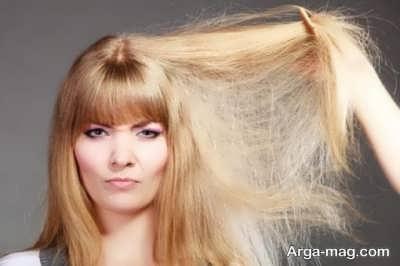 ماسک آب رسان و مرطوب کننده برای مو