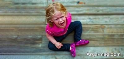 راه های درمان سرخوردگی در کودکان