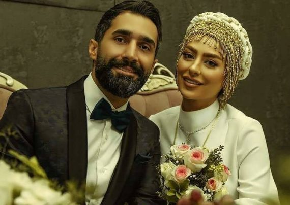 تولد هادی کاظمی در کنار همسر عاشق پیشه