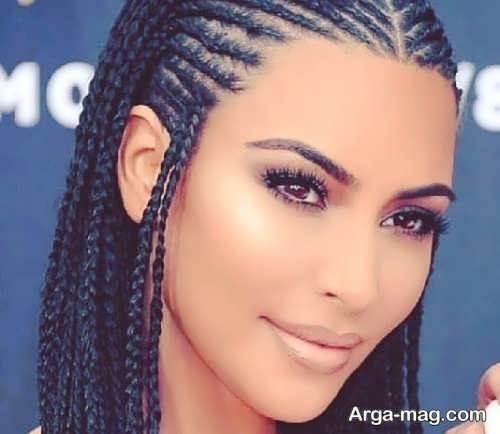 مدل بافت موی زنانه