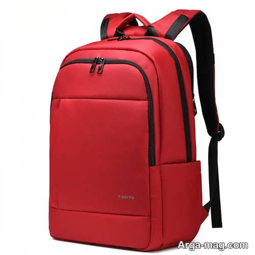 مدل کیف ساده و قرمز