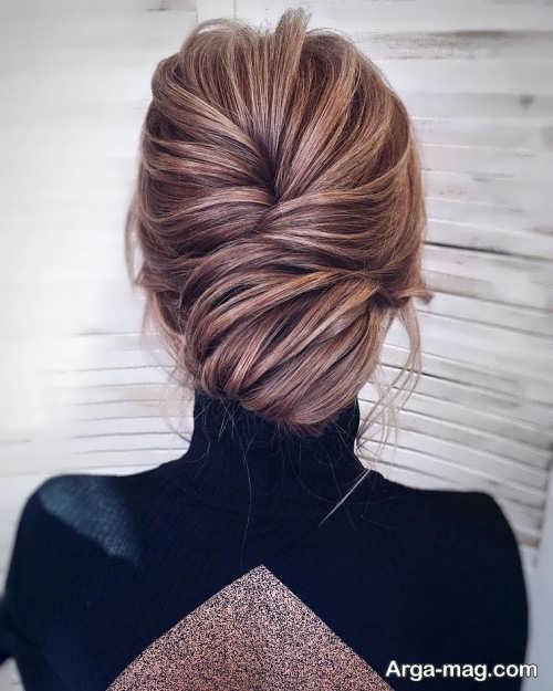مدل موی زیبا و جذاب زنانه