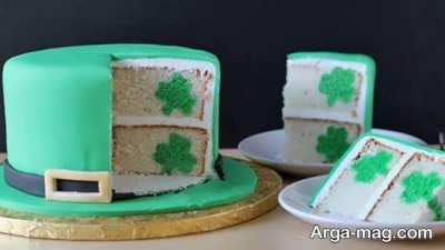 کیک سورپرایز زیبا