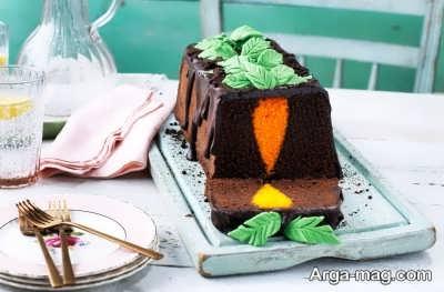 کیک سورپرایز خوشمزه و بی نظیر