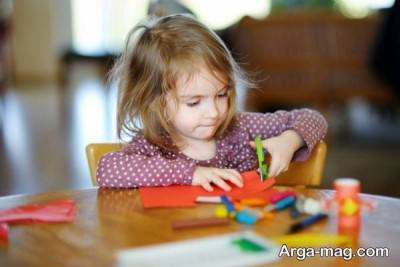 پرورش خلاقیت و قدرت تمرکز کودک