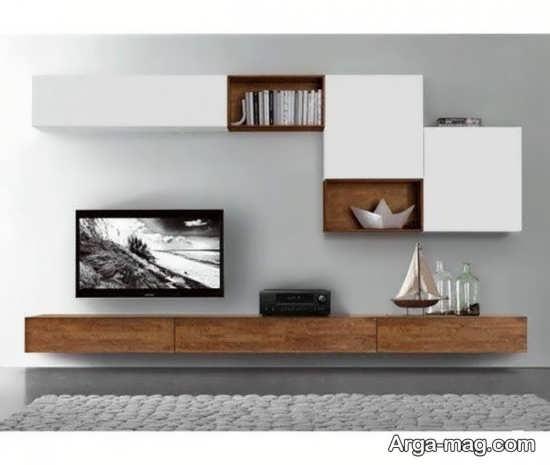 مدل های جدید میز تلویزیون ۲۰۱۹ با طرح های زیبا