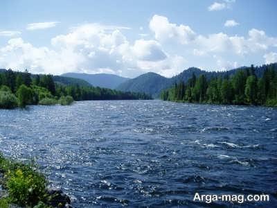 دیدن رودخانه در خواب دارای چه تعبیری است ؟