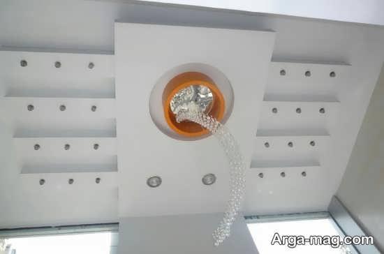 مدل کناف برای سقف مغازه