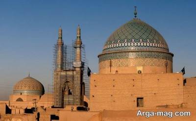 دیدنی های ناب و فرهنگی یزد