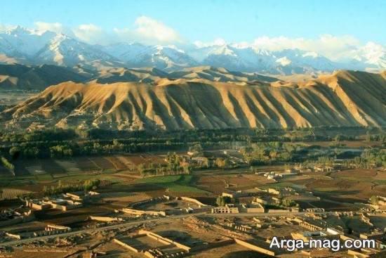 نمایی از افغانستان