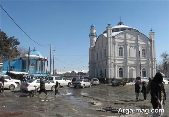 جاذبه های مهم افغانستان
