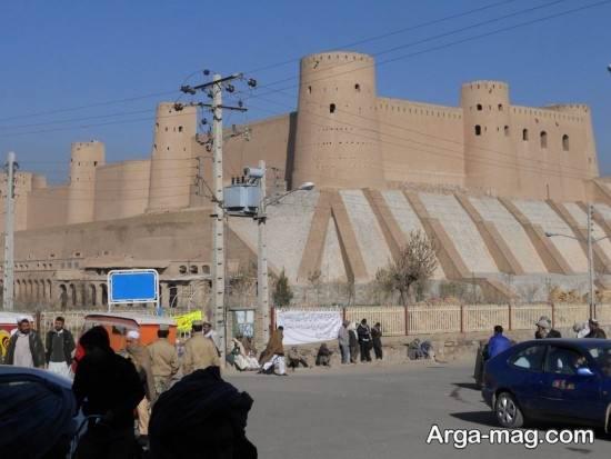 نگاهی به افغانستان