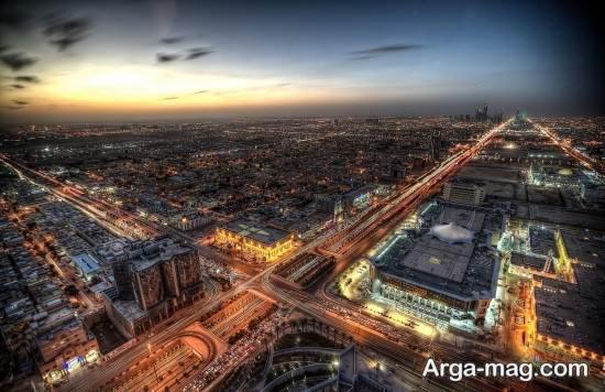 دیدنی های مهم عربستان