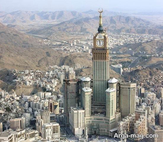 عربستان و ددنی های مهم