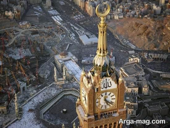 مناطق توریستی عربستان