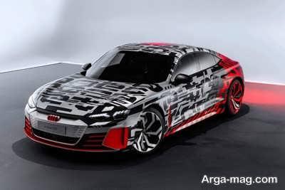 خودروی آلمانی آئودی E-Tron GT