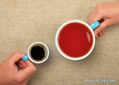 دلیل ژنتیکی نوشیدن قهوه و چای