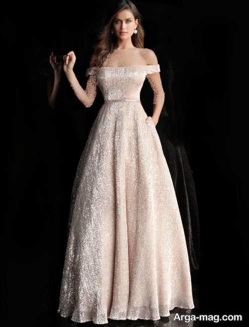 مدل لباس مجلسی 2019 شیک و زیبا