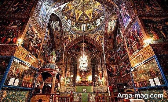 مناطق مهم اصفهان