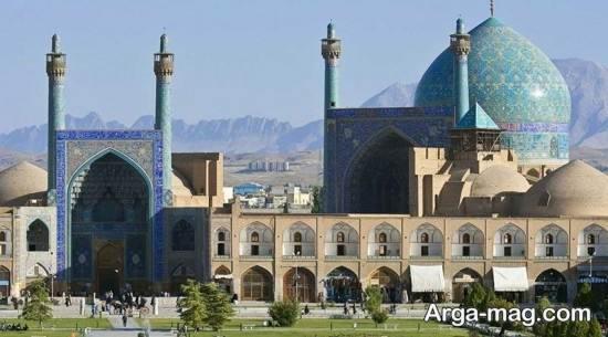 دیدنی های تاریخی اصفهان
