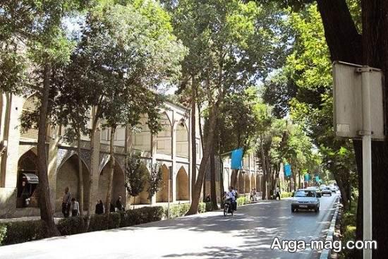محله قدیمی اصفهان