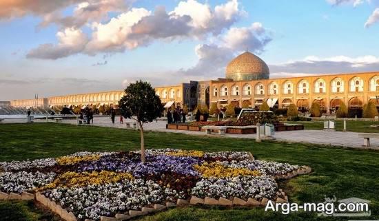 مکان های تاریخی اصفهان
