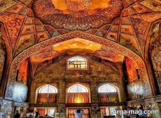 مکان های زیبا در اصفهان