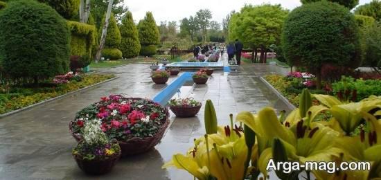 مناطق توریستی اصفهان