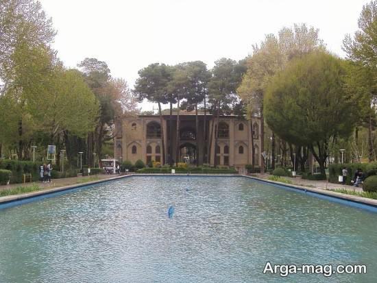مکان های دیدنی اصفهان کدام اند