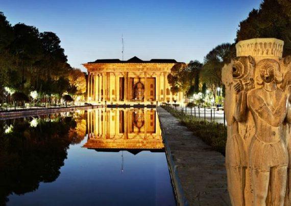 مکان های دیدنی اصفهان که شناخته شده اند