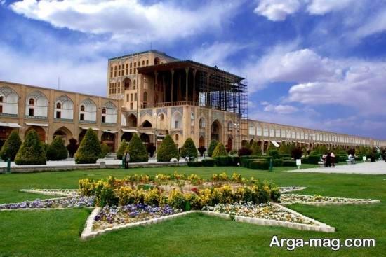 دیدنی های معروف اصفهان
