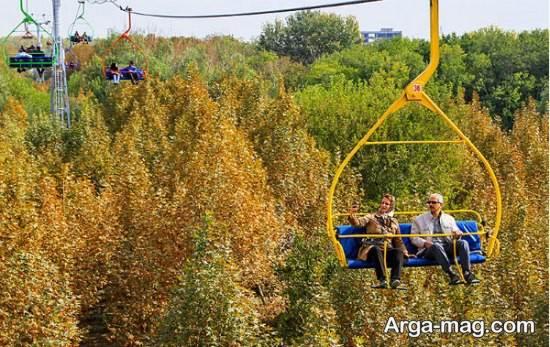 دیدنی های زیبای اصفهان