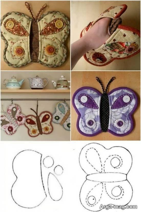 ساخت دم کنی با مدل پروانه