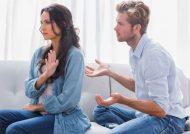 رفتار صحیح با همسر بد دهن